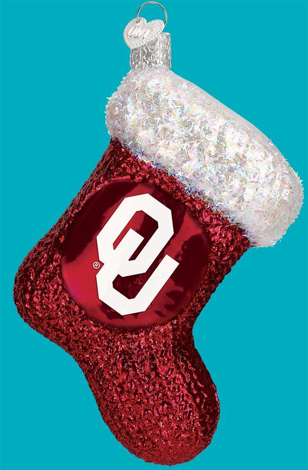 Old World - Oklahoma Stocking