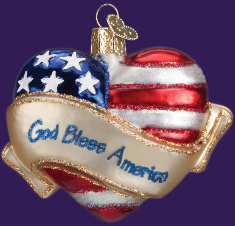 Old World - God Bless America