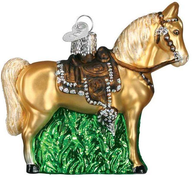 Old World - Western Horse
