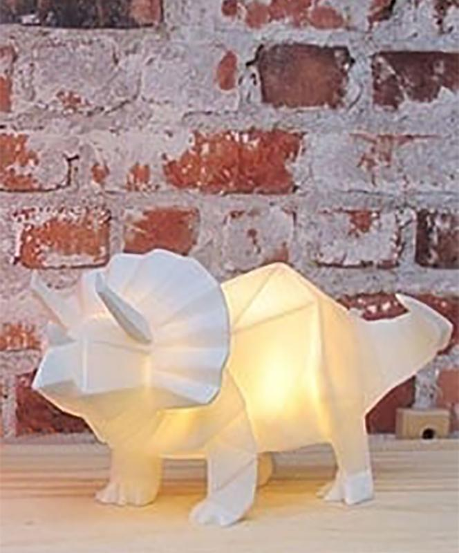 Triceratops LED Night Light