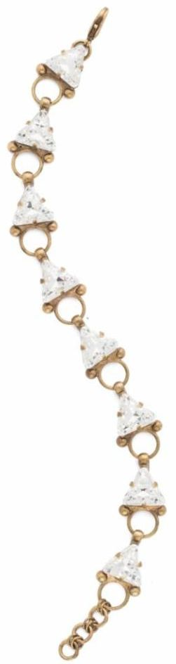 Sorrelli - Tri Me Crystal Bracelet