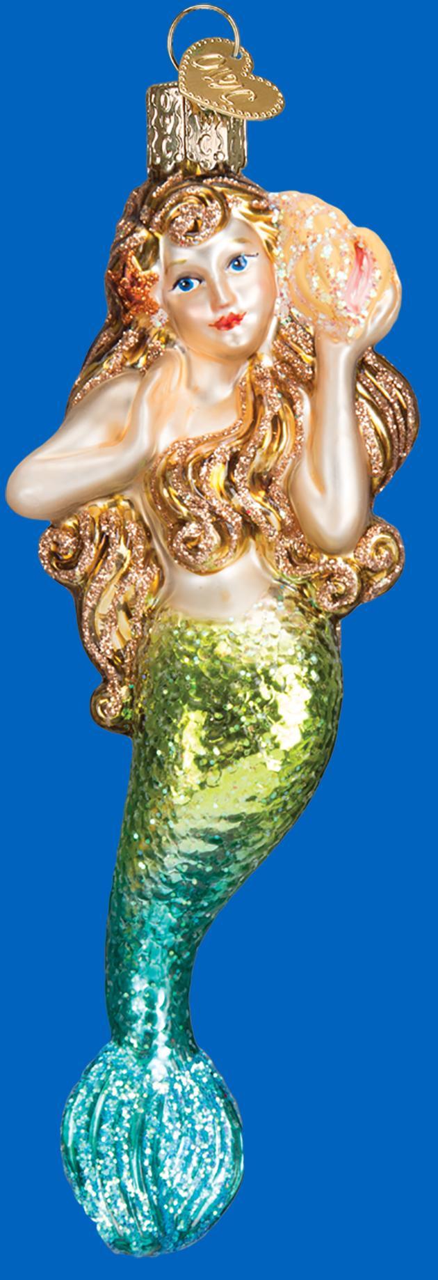 Old World Mermaid