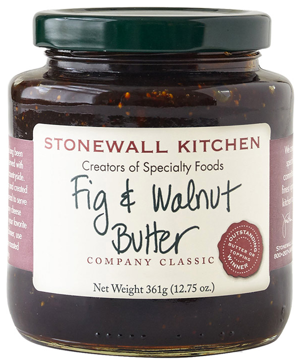 Fig and Walnut Butter