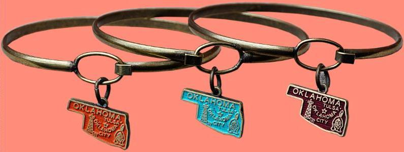 Oklahoma Bracelets