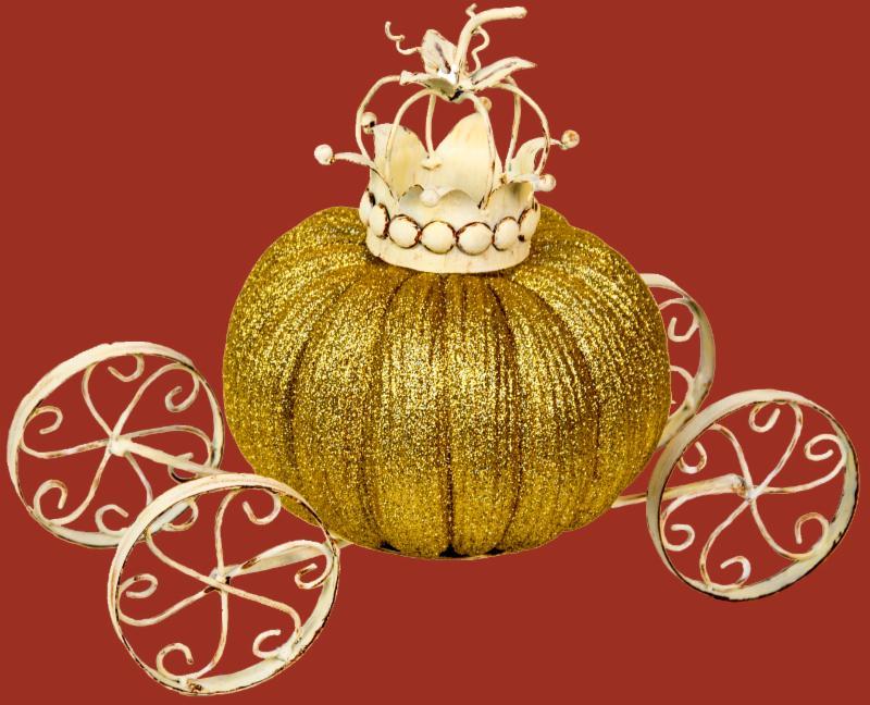 Cinderella Carriage Pumpkin