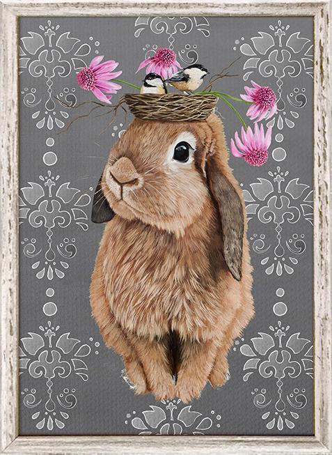Bunny - 5x7