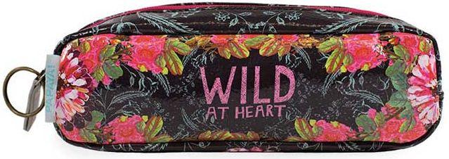 Wild at Heart Pencil Case