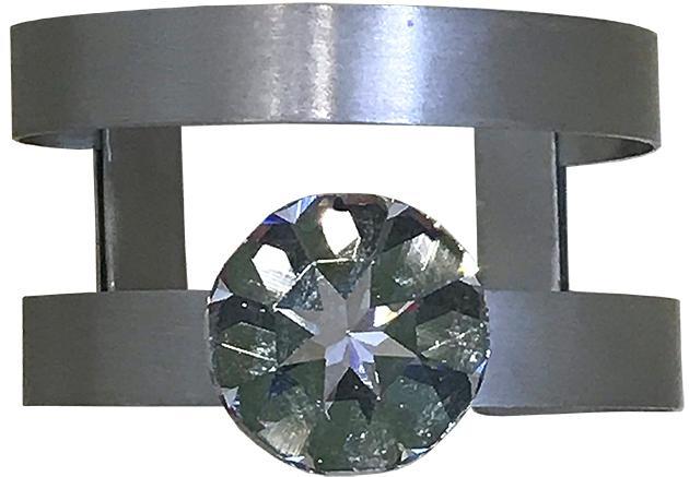 Round Faceted Bracelet