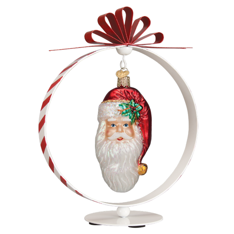 Whimsical Ornament Stand