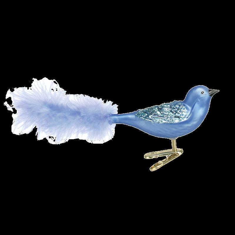 Old World - Brilliant Songbird - Blue