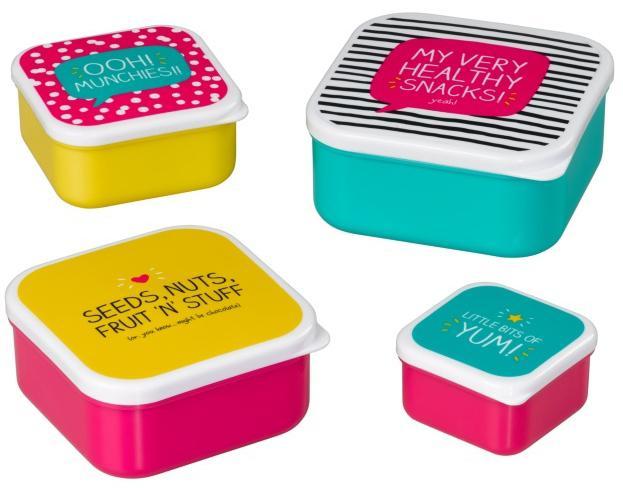 Healthy Snack Box Set