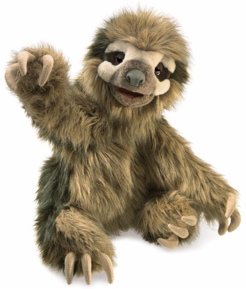 Folkmanis-Three Toed Sloth