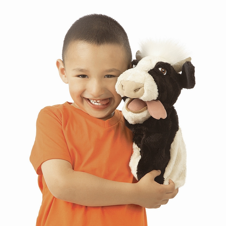 Moo Cow Puppet