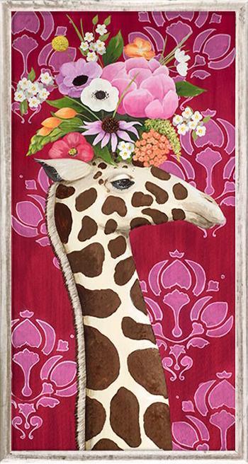 Giraffe - 5x10