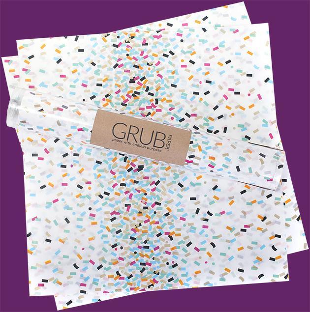 Partay Grub Paper