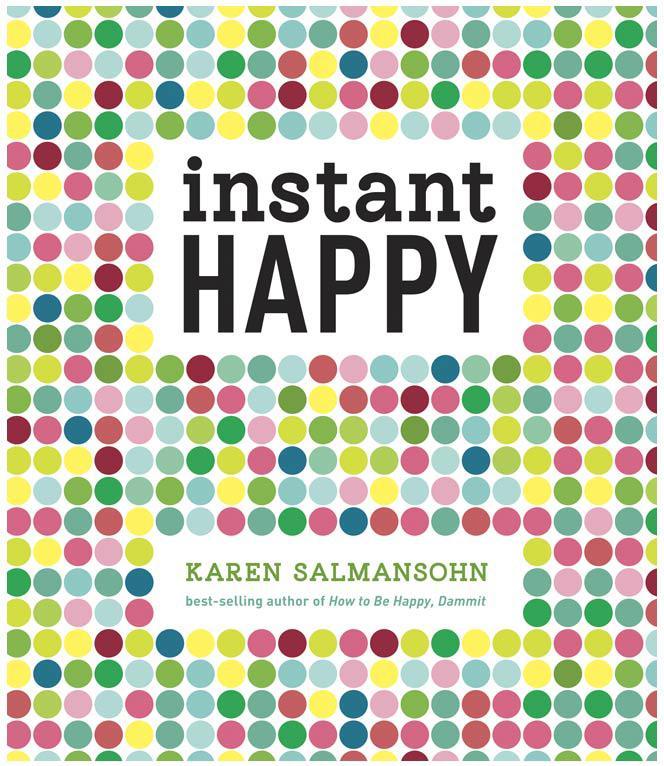 Instant Happy Book