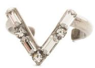 Sorrelli - Crystal Chevron Ring
