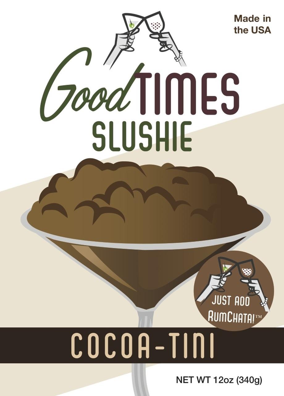 Good Times Cocoa-Tini Slushie Mix