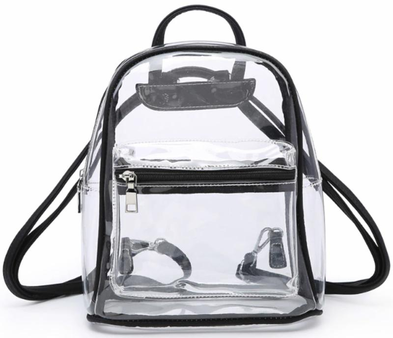 Clear Game Day Backpack