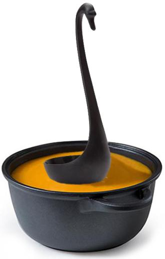 Swanky Floating Ladle