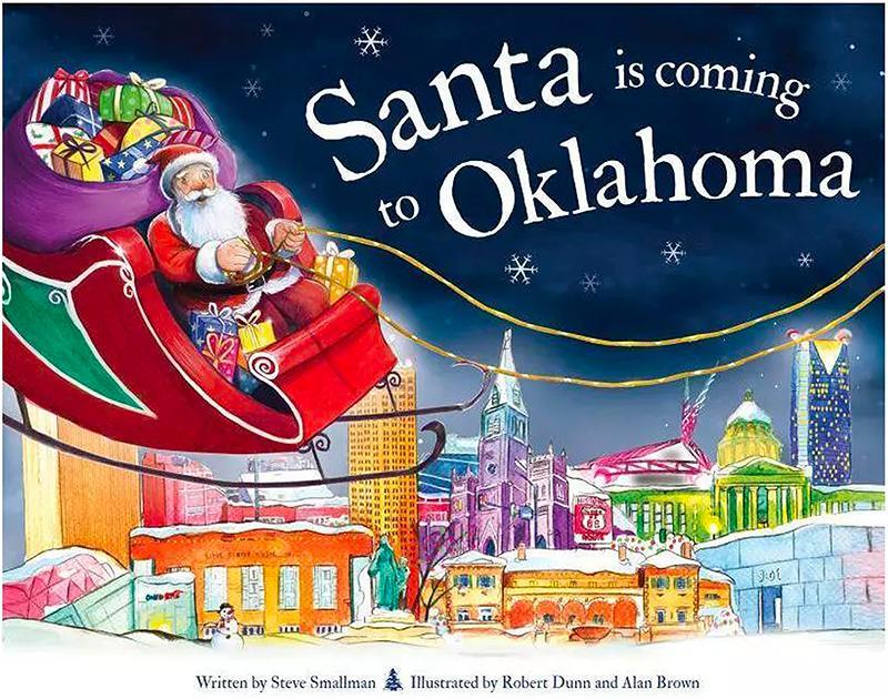 Santa is coming to Oklahoma
