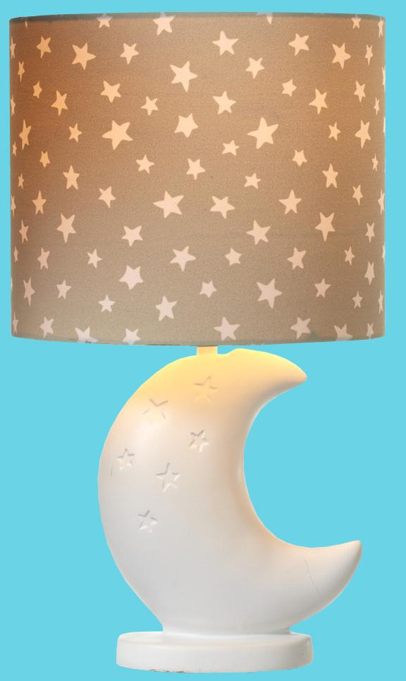 Moon and Stars Lamp
