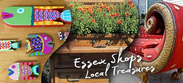 Essex Shops - Local Treasures