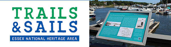 Trails & Sails: Historic Essex Walking Tour
