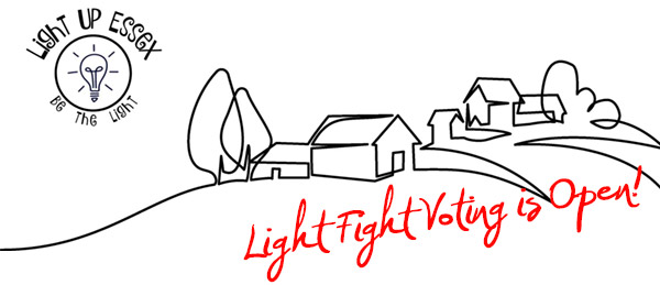Light Up Essex, MA - Light Fight Voting is Open!