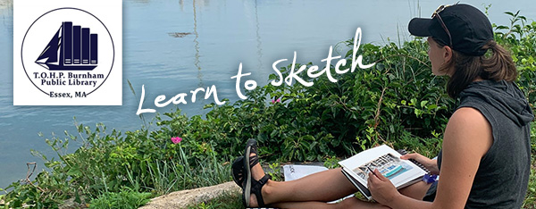 Learn to Sketch in Essex, MA