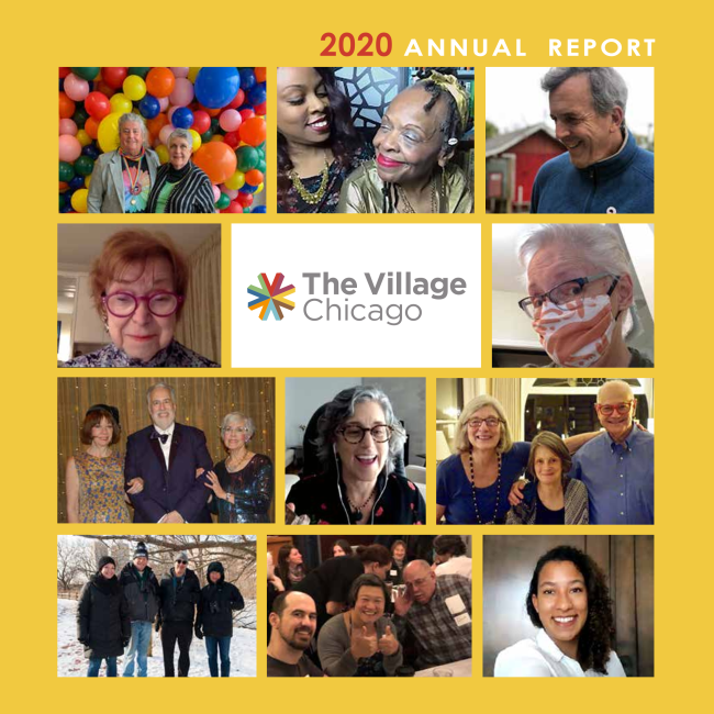 The 2020 Village Annual Report