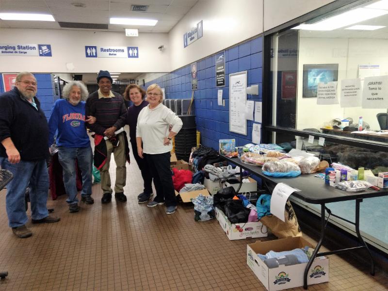 Volunteers -- Migrant Assistance Project