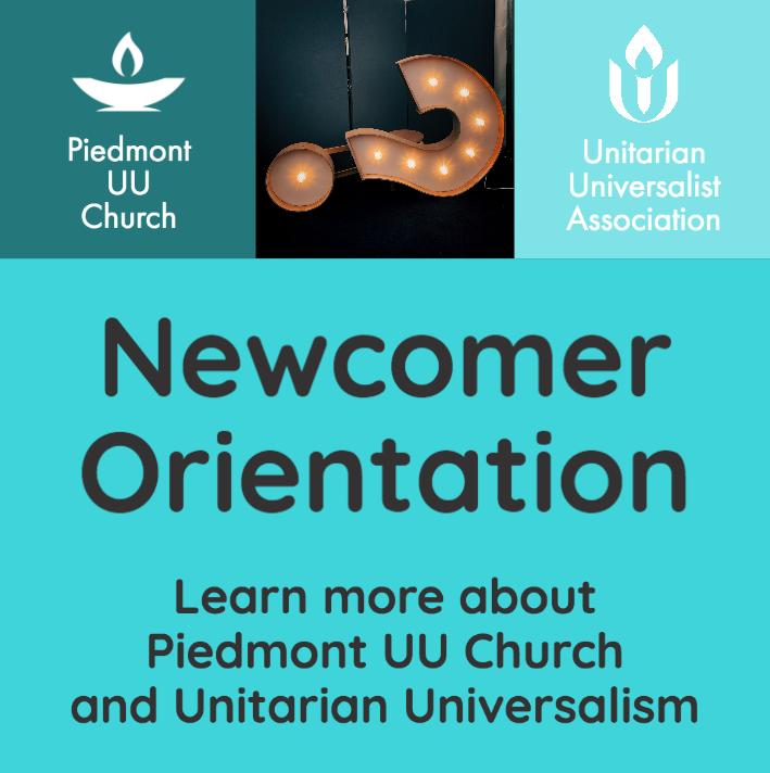 Image advertising Newcomer Orientation