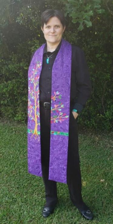 Rev. Holly Brown