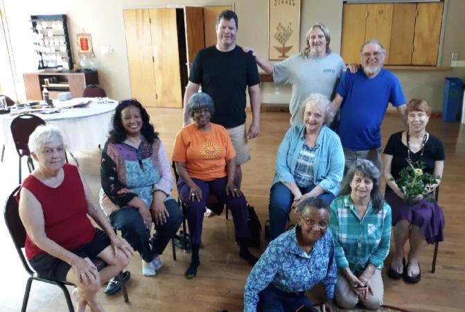Photo of Meditation Group
