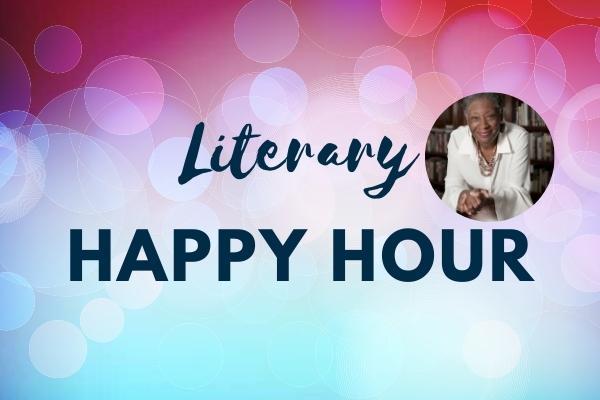 Literary Happy Hour banner