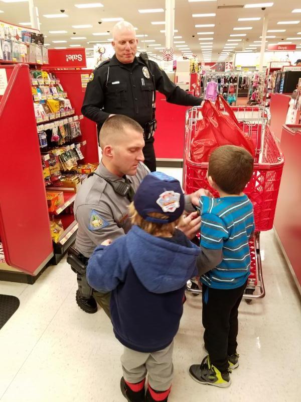 Shop with a Cop 2017