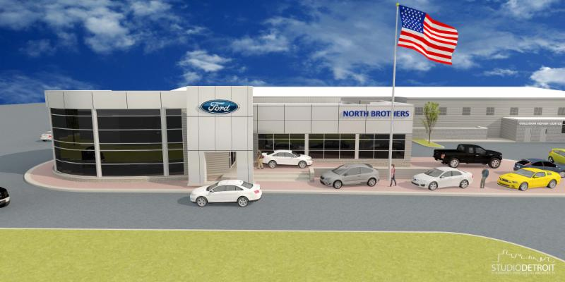 North Brothers Ford >> Press Release Office Of The Mayor Westland North Brothers Ford