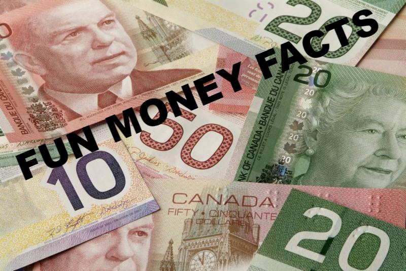 FUN MONEY FACTS