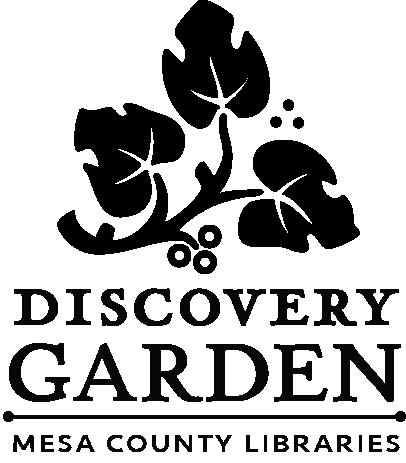 Mesa County Libraries Discovery Garden logo