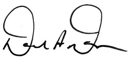 daves signature