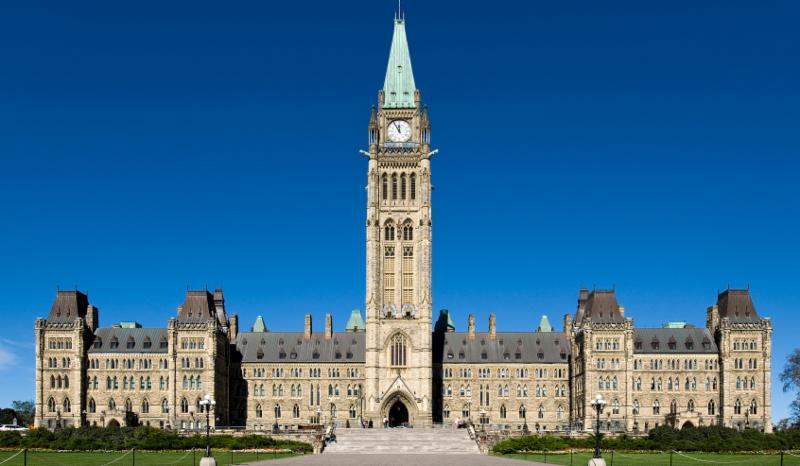Parliament Hill_ Ottawa.