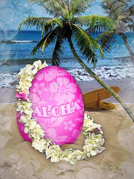 Hawaii Easter