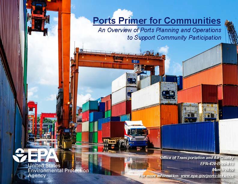 Ports Primer Cover March 2020