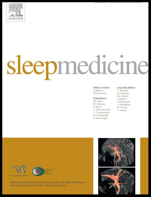 Sleep Medicine Journal