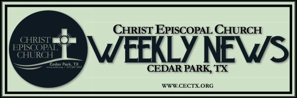 Christ Episcopal Church Newsletter