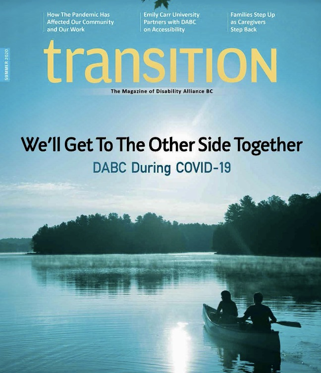 Transition Summer 2020 cover