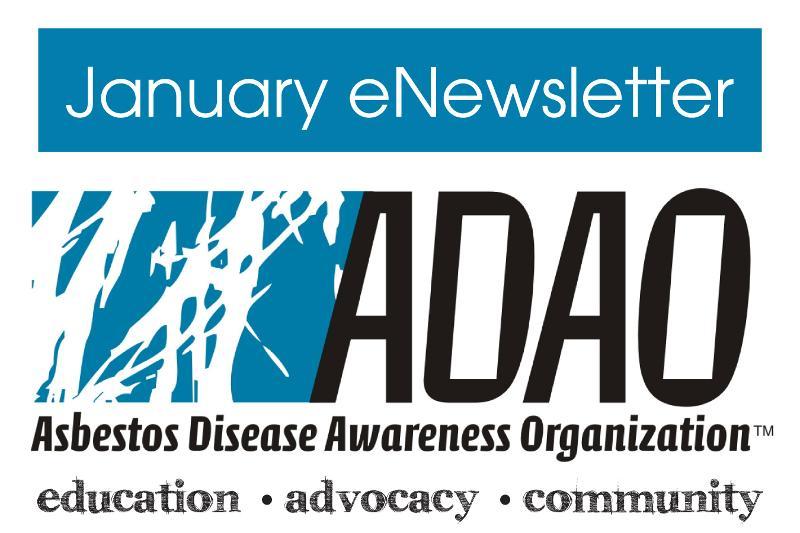 January eNewsletter