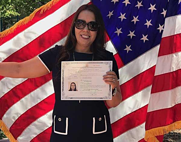 Citizenship Test Success