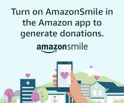 Turn on Amazon Smile graphic